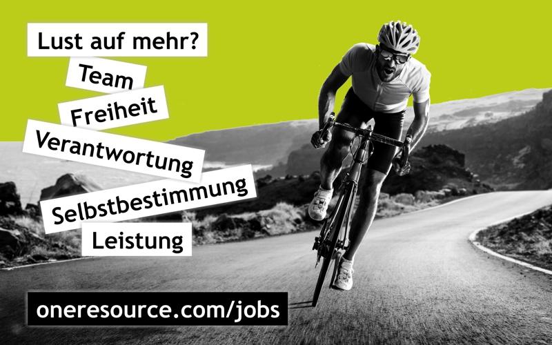 Wir suchen Menschen mit Leidenschaft