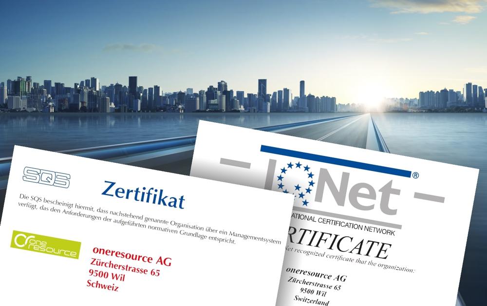 Erfolgreiche ISMS–Zertifizierung nach ISO/IEC 27001:2013